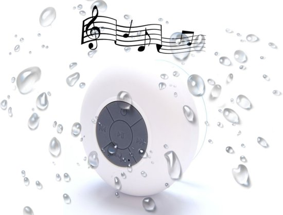 Waterproof Bluetooth Badkamer Speaker