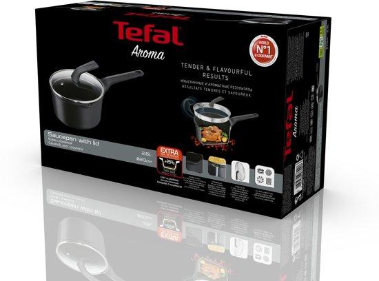 Tefal Aroma Steelpan à 20 cm