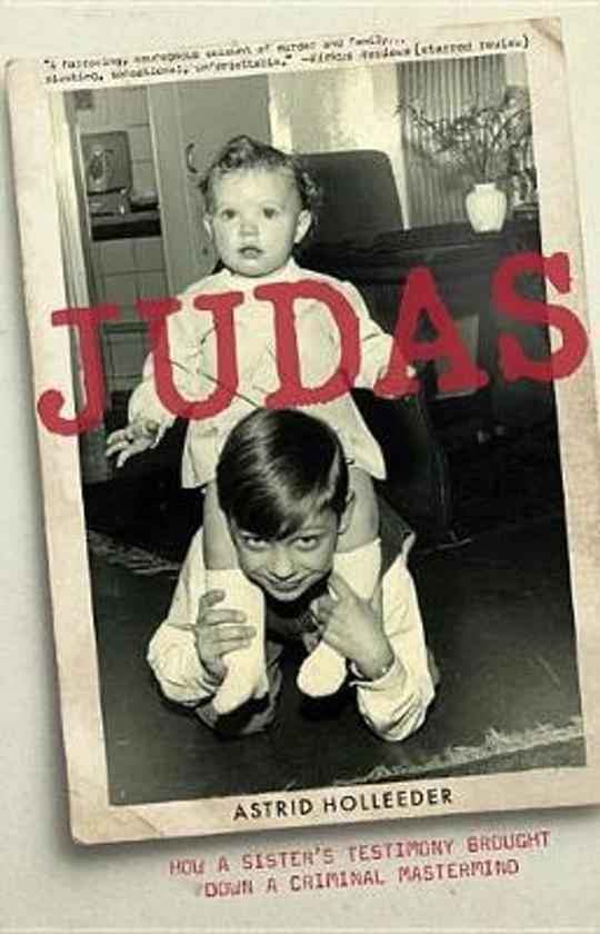 Boek cover Judas van Astrid Holleeder (Hardcover)