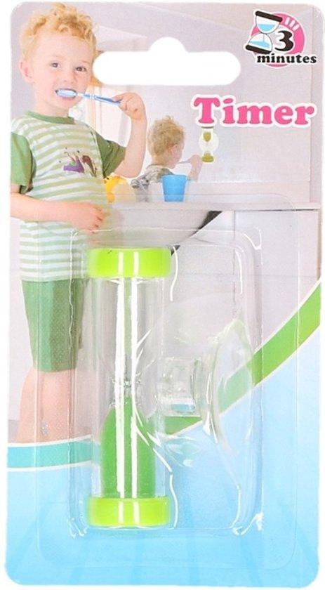bol.com | Tandenpoets zandloper groen, Merkloos | Speelgoed