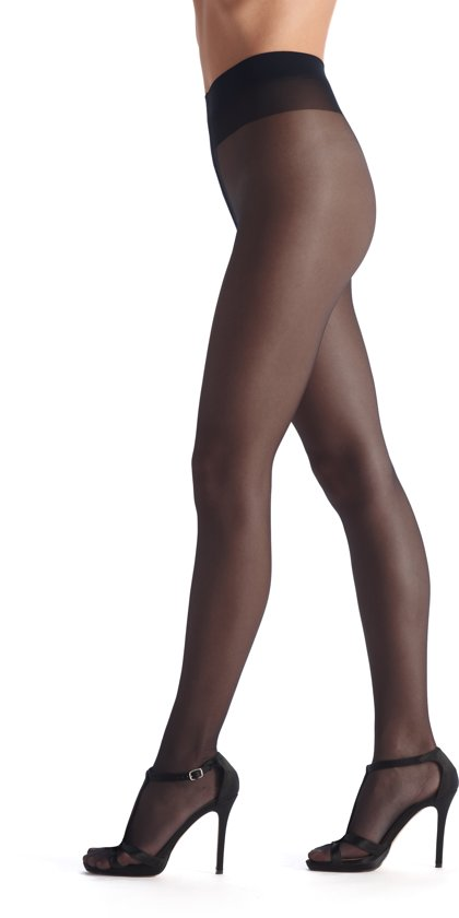 Oroblu Club 15 Panty - 15 denier - Nearly Black - Maat 38/40