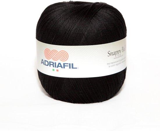 Adriafil Snappy Ball zwart 60