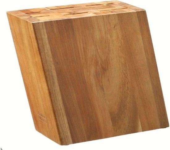 Jamie Oliver Acacia houten messenblok zonder messen