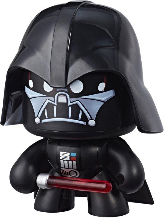 Star Wars Mighty Muggs Darth Vader - Actiefiguur