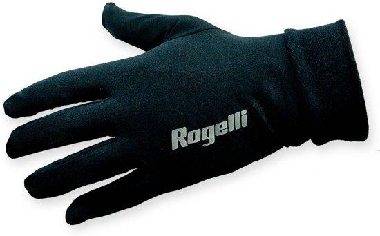 Rogelli Oakland Fietshandschoenen - Unisex - zwart