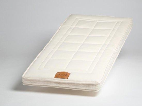 Matras Natuurlijke Materialen : Bol.com yumeko kindermatras natuurlatex 60x120
