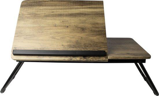 Fonkelnieuw bol.com | Gusta laptop / bed tafel AJ-98