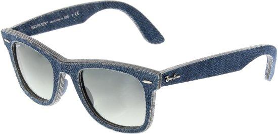 0522e8958fb63 Ray-ban RB2140 116371 - Original Wayfarer (Denim) - zonnebril - Blauw-