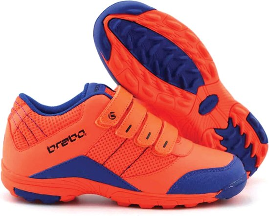 Brabo Chaussures Orange Pour Les Hommes 3xhKwgf4f