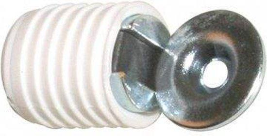 snapslot magneet inb. 3kg wit
