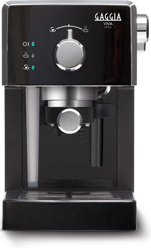 Gaggia RI8433/11 Viva Style Halfautomatische Espressomachine