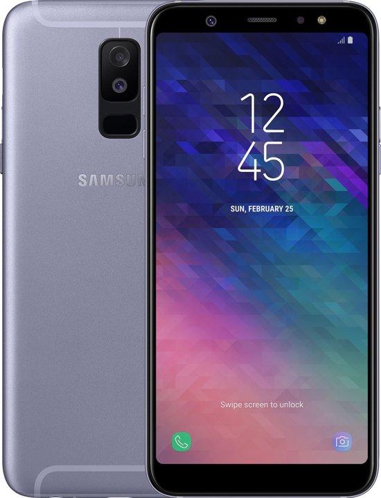 Samsung Galaxy A6+ - 32GB - Dual Sim - Lavender (Paars)