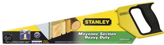 Stanley Handzaag - Universeel 500 mm