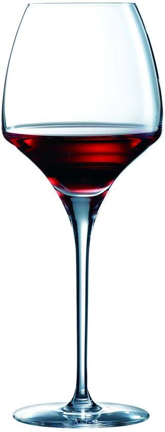 Chef&Sommelier Open Up Wijnglas - Rond - 40 cl - Helder - Set-6