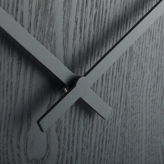 NeXtime Wood Wood Medium Wandklok à 36 cm