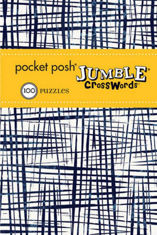 Pocket Posh Jumble Crosswords 6