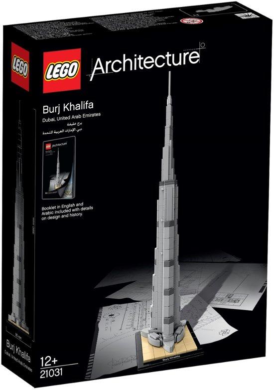 LEGO Architecture Burj Khalifa - 21031