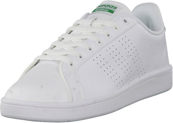 adidas - Cf Advantage Cl - Sneaker laag sportief - Heren - Maat 46,5 - Wit - Ftwr White