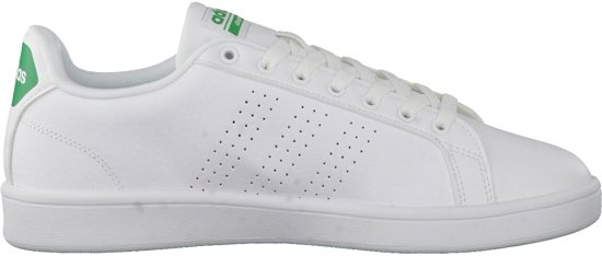 Adidas - Sport Baskets Basses - - Cf Avantage Cl Hommes - Taille 46,5 - Blanc - Blanc Ftwr
