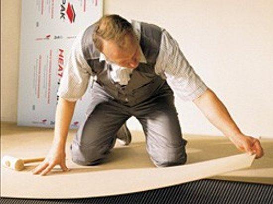 Bol tisa line jumpax basic mm ondervloer voor pvc linoleum