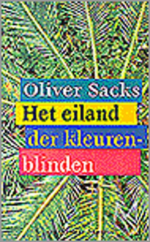 EILAND DER KLEURENBLINDEN