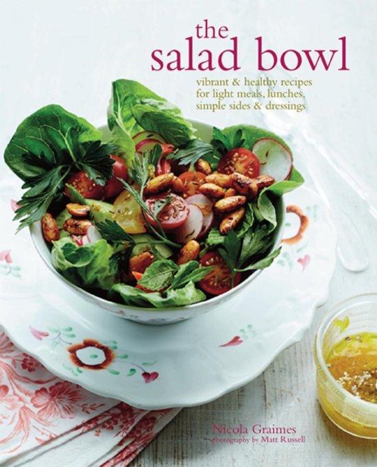 Boek cover The Salad Bowl van Nicola Graimes (Hardcover)