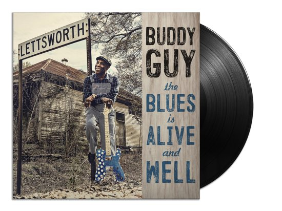 The Blues Is Alive And Well (LP)