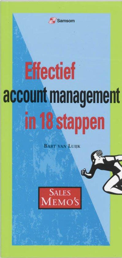Effectief Account Management In 18 Stappen