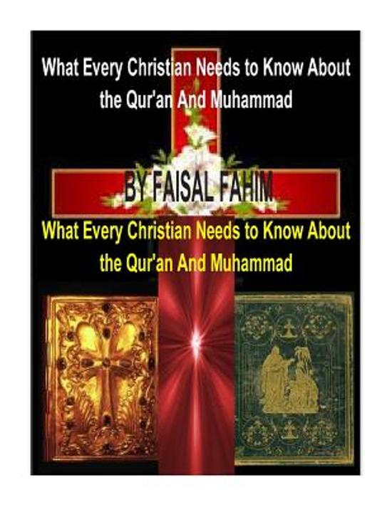 Bol What Every Christian Needs To Know About The Quran And