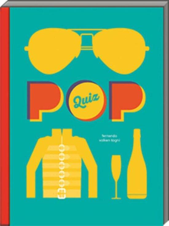 Pop Quiz cover