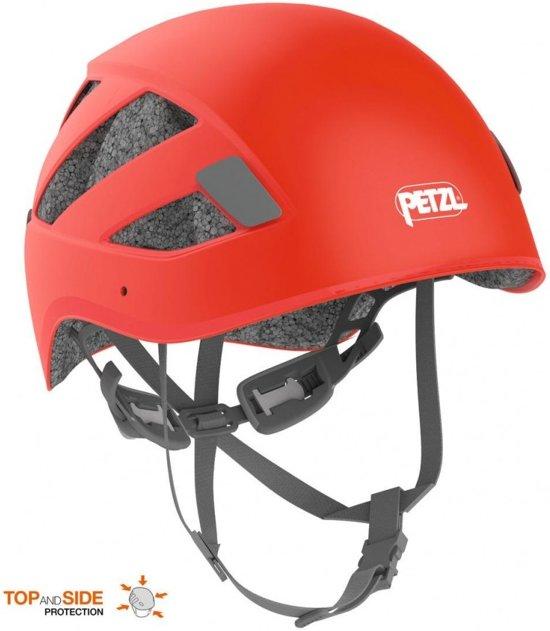 Petzl Boreo helm voor klimmen en klettersteig Denim Blauw - M/L