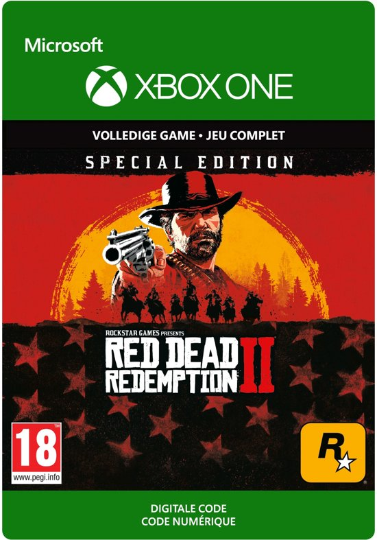 Red Dead Redemption 2: Special Edition - Xbox One Download