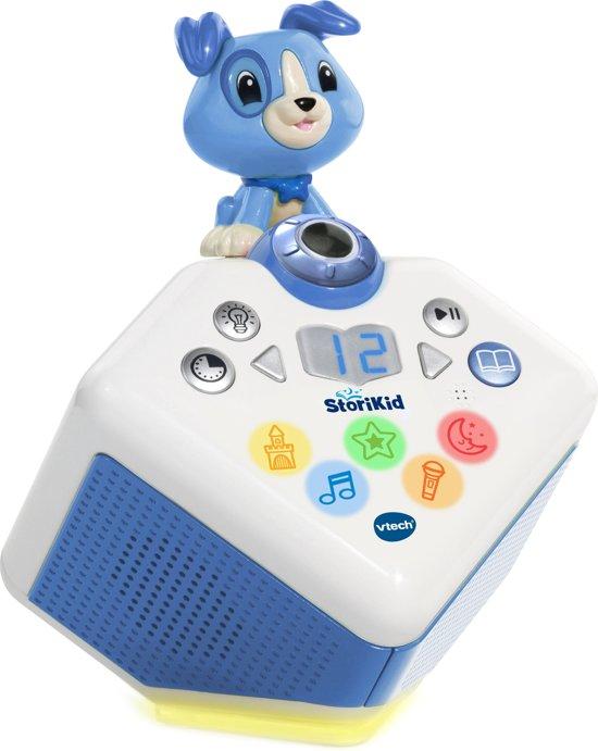 VTech Preschool Storikid, Mijn verhaaltjes verteller blauw - Projector