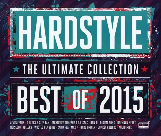 Hardstyle The Ult Coll Best Of 2015