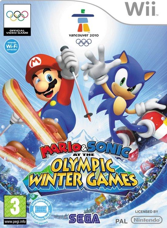 Mario and Sonic op de Olympische Winterspelen kopen