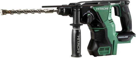 Hitachi DH18DBL(W4) 18V Li-Ion Accu SDS-plus combihamer body - 2,6J - koolborstelloos