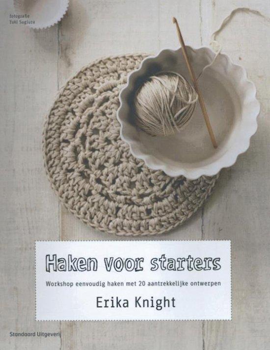 Bolcom Haken Voor Starters Erika Knight 9789002252228 Boeken