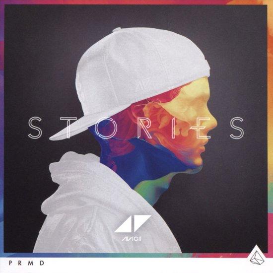 CD cover van Stories van Avicii