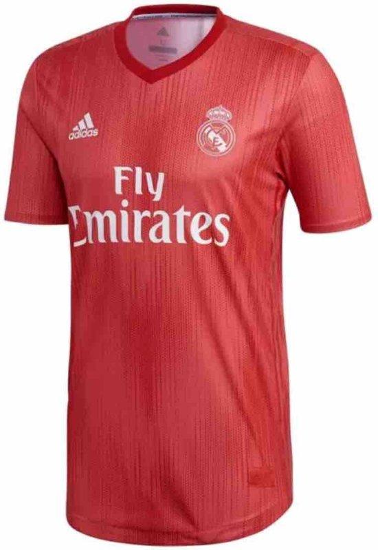 adidas Real Madrid Third Shirt 2018-2019 Kinderen - Parley - Maat 164