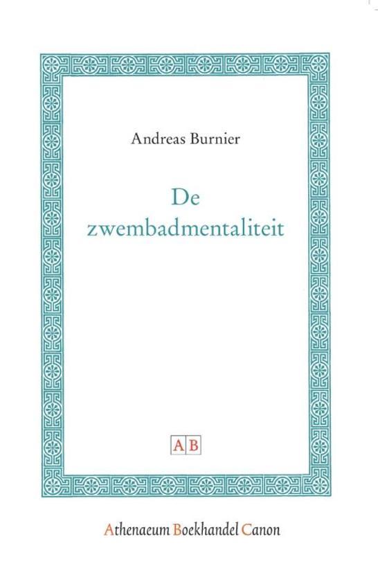 Athenaeum Boekhandel Canon - De zwembadmentaliteit