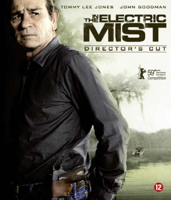 in the electric mist blu ray