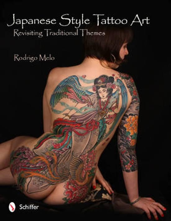Bolcom Japanese Style Tattoo Art Rodrigo Melo 9780764339462