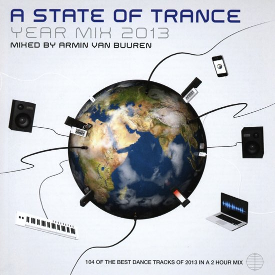 A State Of Trance Yearmix 2013