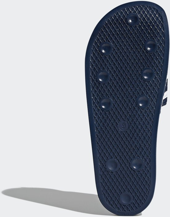 Adilette Adidas adi Adi Slippers white 38 Maat Blue Unisex Blue dx7qPnpxa