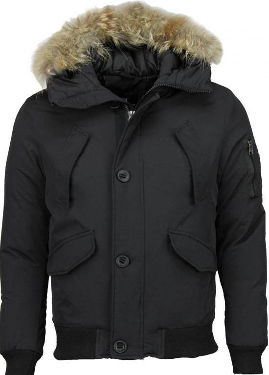 Winterjas Xs Heren.Bol Com Tony Black Winterjassen Heren Winterjas Kort