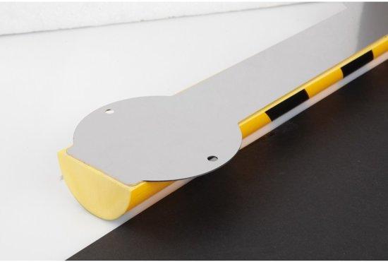 Stootrand vlakbeschermingsprofiel bodemmontage type C+, lengte 1 m