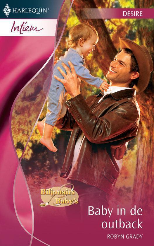 Cover van het boek 'Harlequin Intiem 1897 - Baby In De Outback' van Robyn Grady