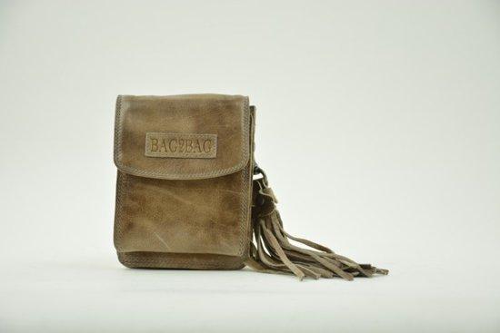 brown tasje Bag2bag heuptasje Wallet Yuka Grey wzn7XH6