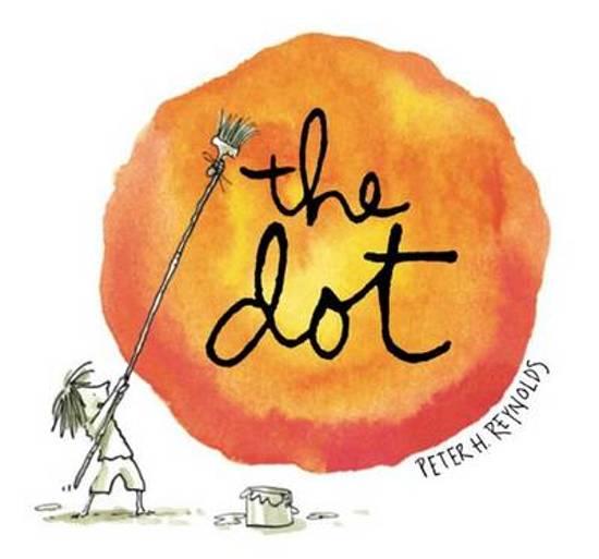 Boek cover The Dot van Peter H. Reynolds (Hardcover)