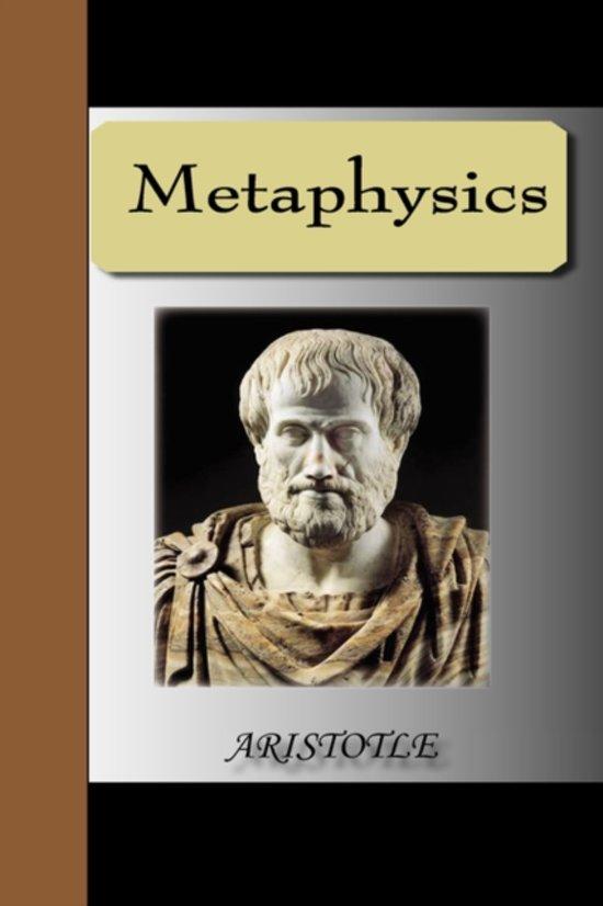 essay on metaphysics
